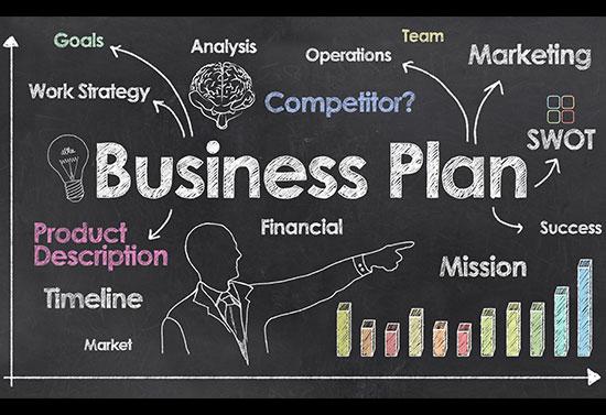 start a digital marketing agency - business plan & documents