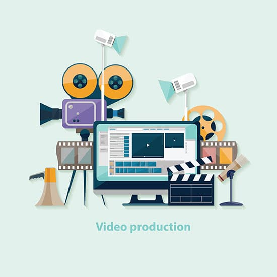 Video production to fit any budget.